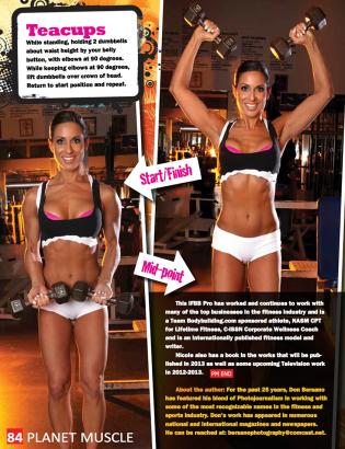 Write For Fitness Magazine